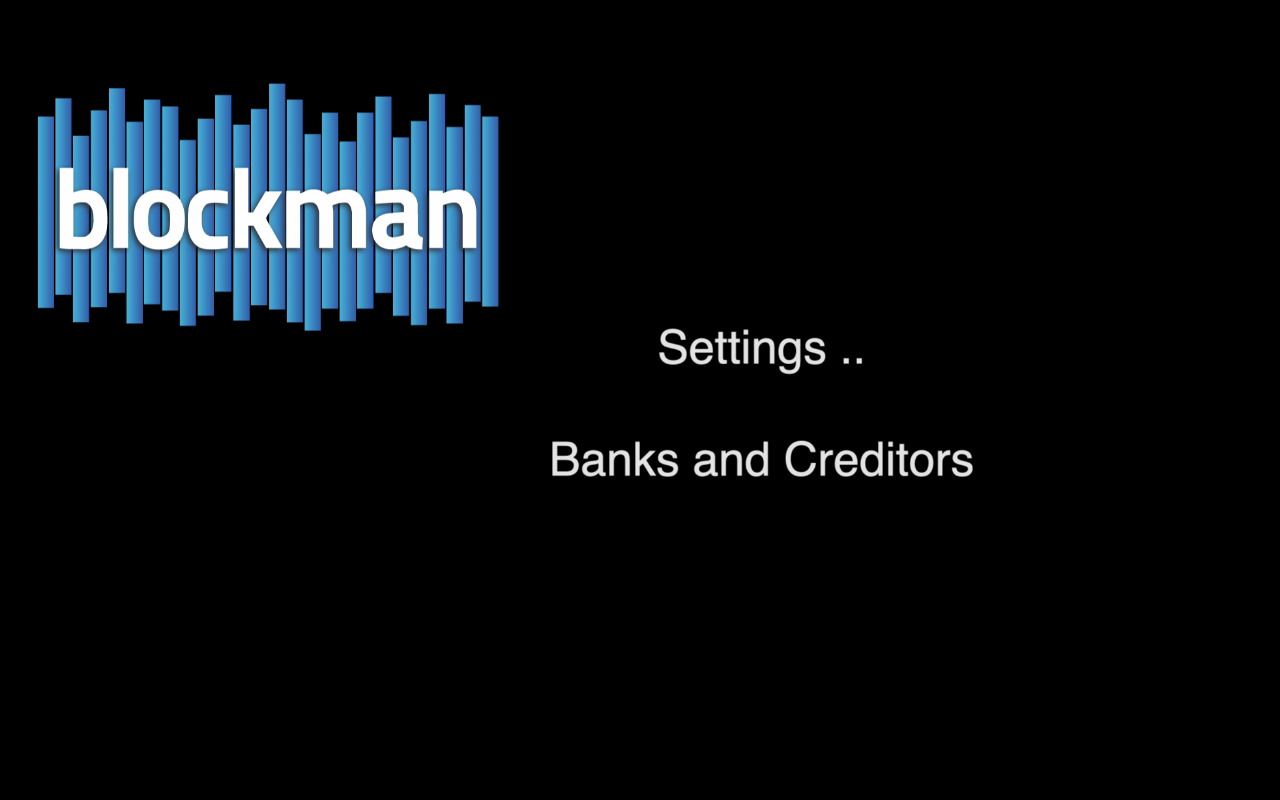 2 set up banks and suppliers thumbnail